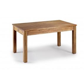 TABLE DE REPAS TATAR 2 TIROIRS 150*90*78