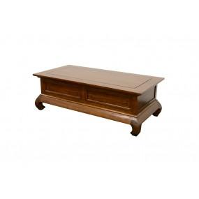 Table opium 2 tiroirs Karen