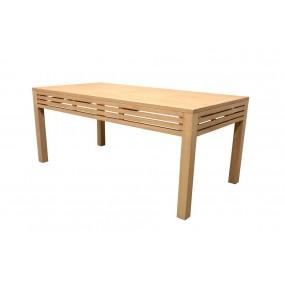 Table repas 180x90x76cm Inuit