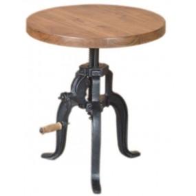 Table angle canapé ajustable Pachtoune 2