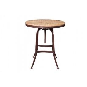 Table haute 2 personnes réglable Pachtoune