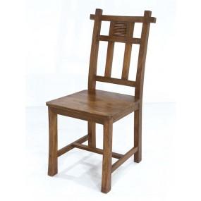 Chaise aztèque Hindi