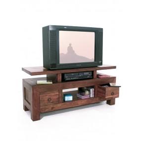 Meuble TV 2 tiroirs Hindi