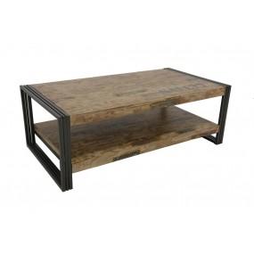Table basse rectangle Wolof