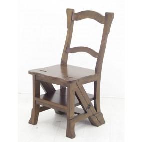 Chaise amovible escabeau Yugur