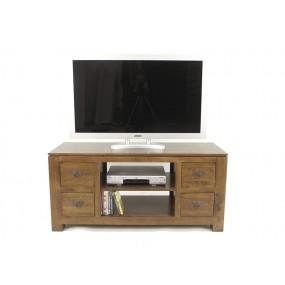 Meuble TV 4 tiroirs Maya