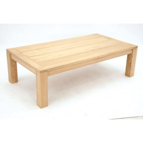 Table basse simple rectangle Batave