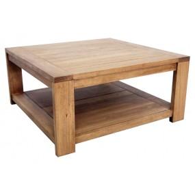 Table basse carrée Etrusque