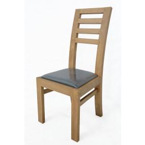 Chaise lattes horizontales Etrusque