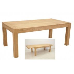 Table repas + 2 extension dans les tiroirs Huns