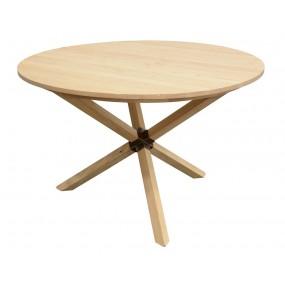 Table ronde 120x76cm Sami