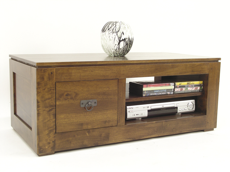 Meuble Tv 1 Tiroir Maya Par Nomadde Meubles Design
